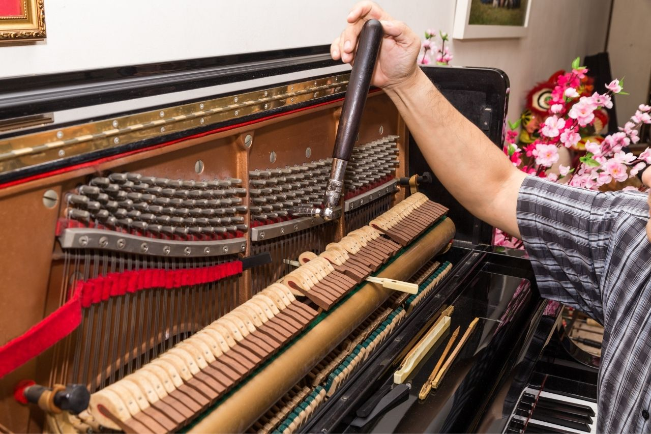 Understanding Pitch Raise in Piano Tuning