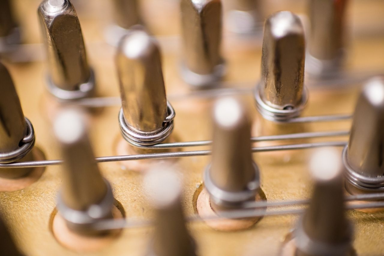 Piano Tuning Pins: What Are They